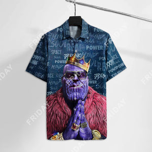 MV The Infinity Thug Life Hawaii Tshirt  Aloha Shirt