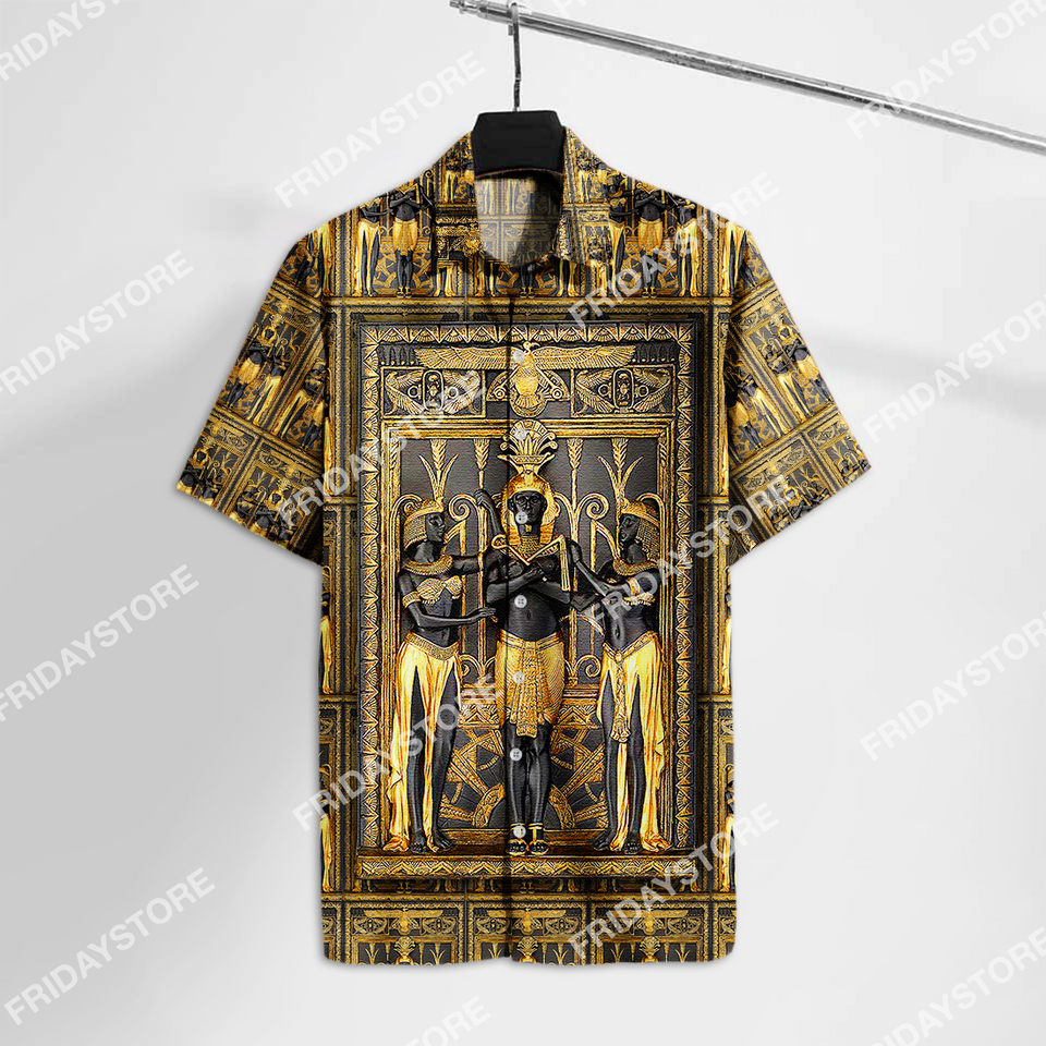 Egyptian Pharaoh Hawaii Tshirt