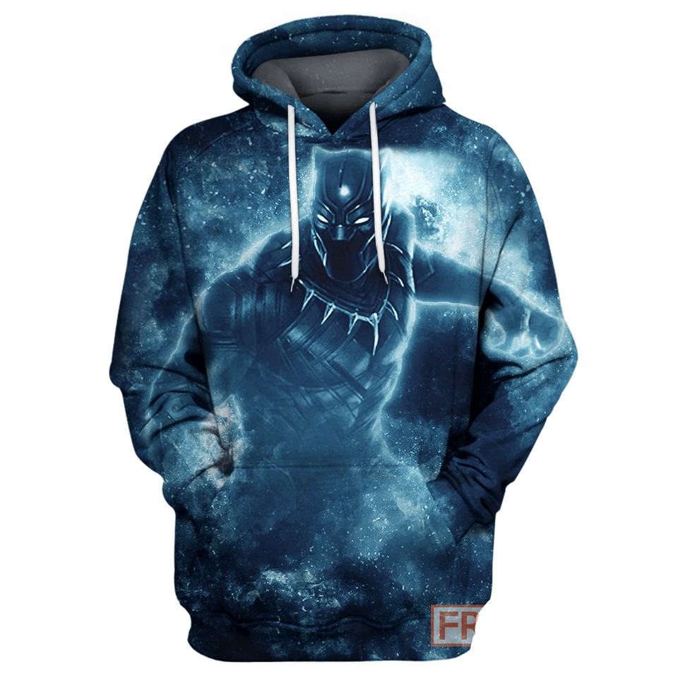 Black Panther Galaxy Shirt
