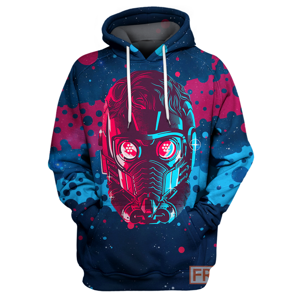 SL Galaxy - All Over Printing Shirt & Hoodie