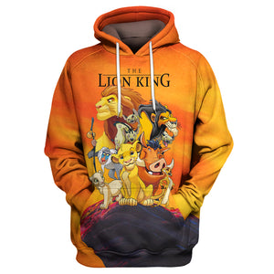 The Lion King Shirt Hoodie 3D Print