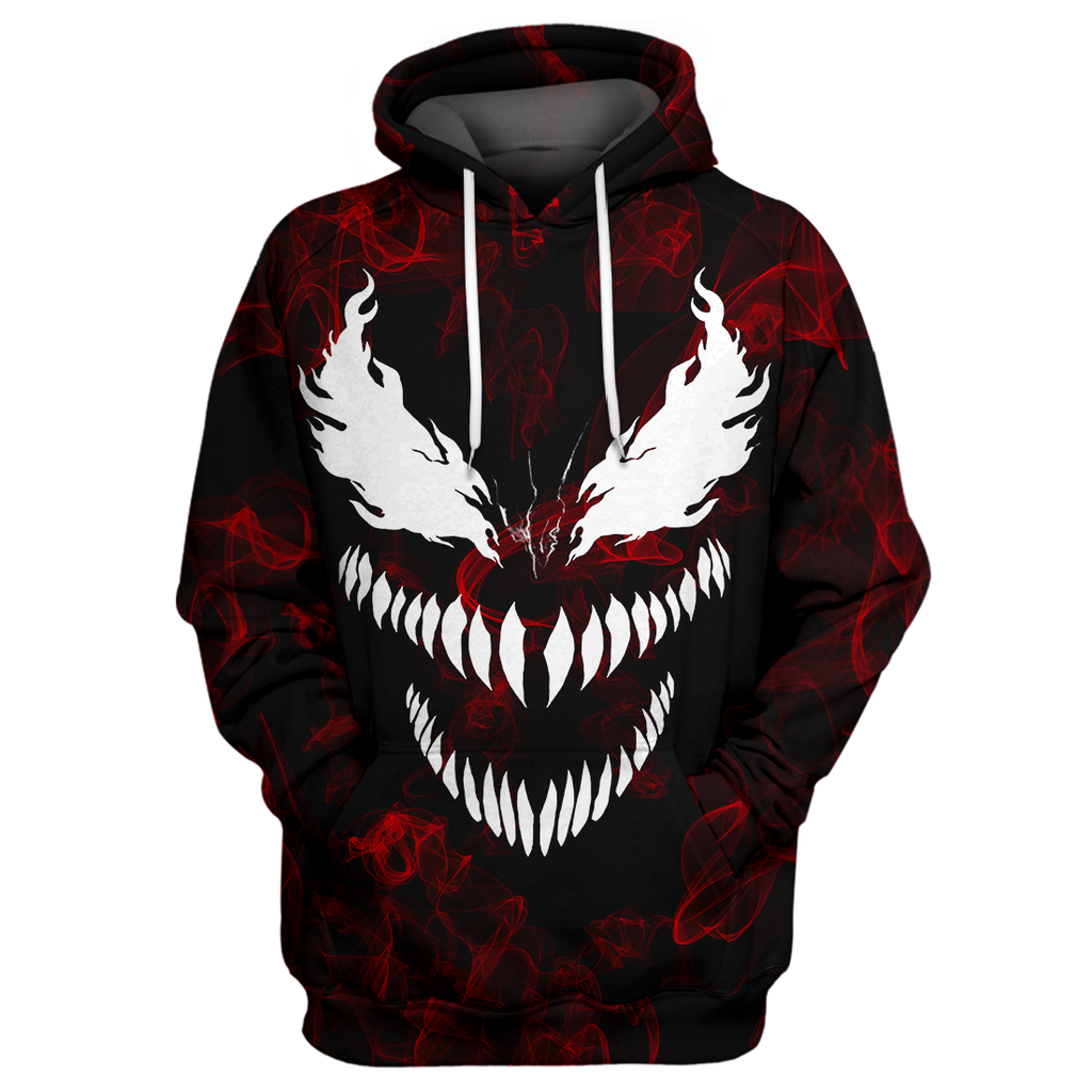 The Red Venom 3D Print Shirt