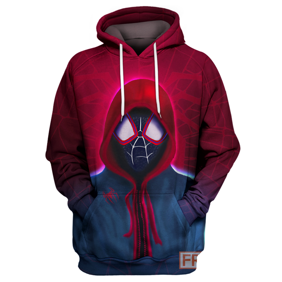 Spider SV - All Over Printing Shirt & Hoodie