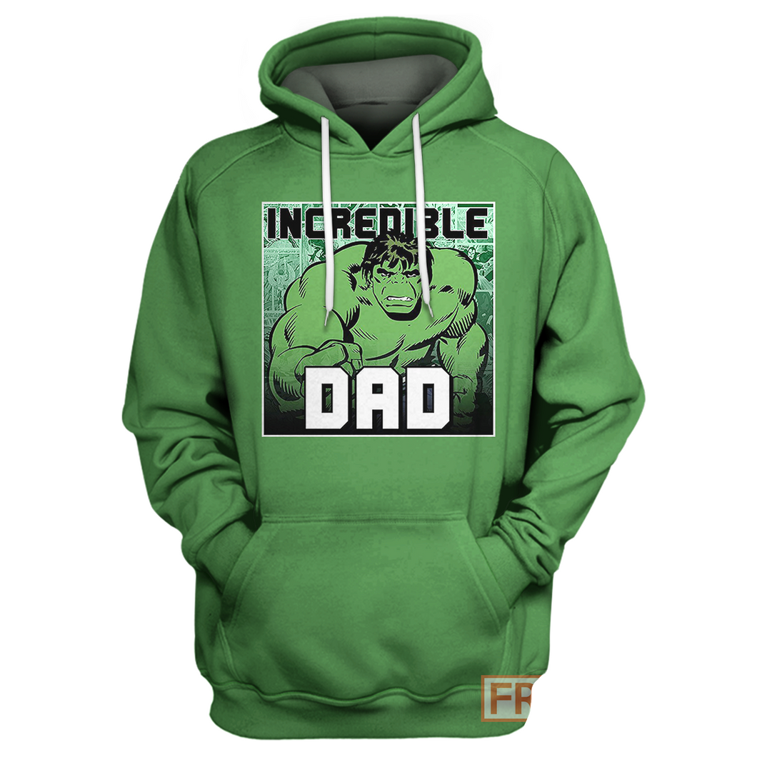 TH Shirt - Incredible Dad