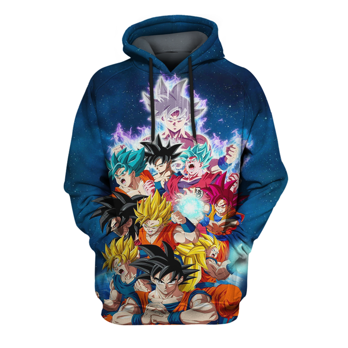 Dragon Ball Shirt - GK All Form