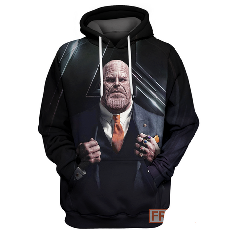 Image of TN Shirt - Boss 3D All Over Printing Hoodie & Shirt