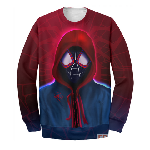 Image of Spider SV - All Over Printing Shirt & Hoodie