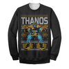 Thanos Ugly Long Sleeve Christmas Printing
