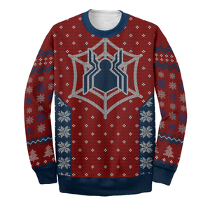 Spidey Ugly Long Sleeve Printing