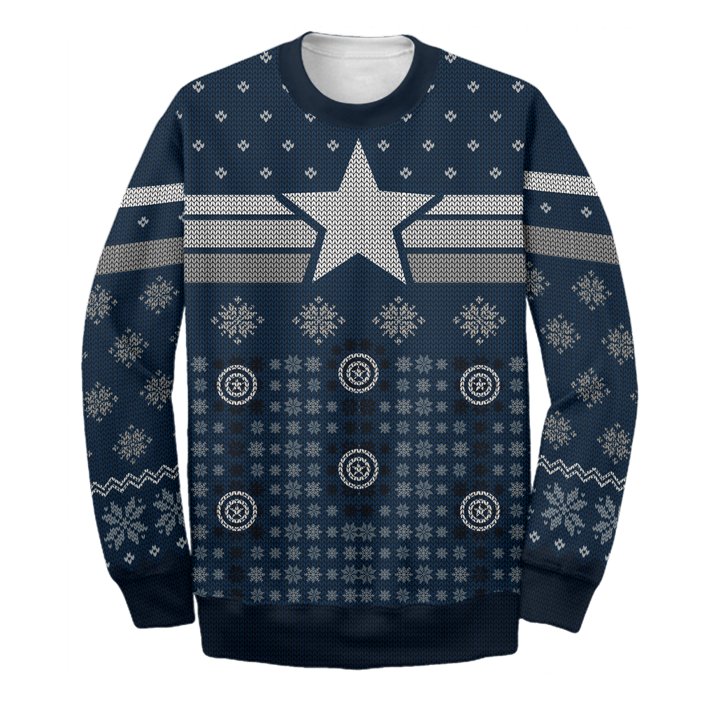 CA Ugly Sweater Printing