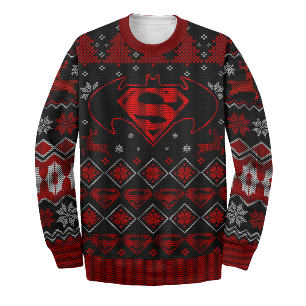 Super Bat Ugly Long Sleeve