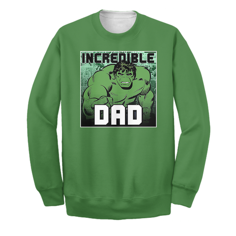 Image of TH Shirt - Incredible Dad
