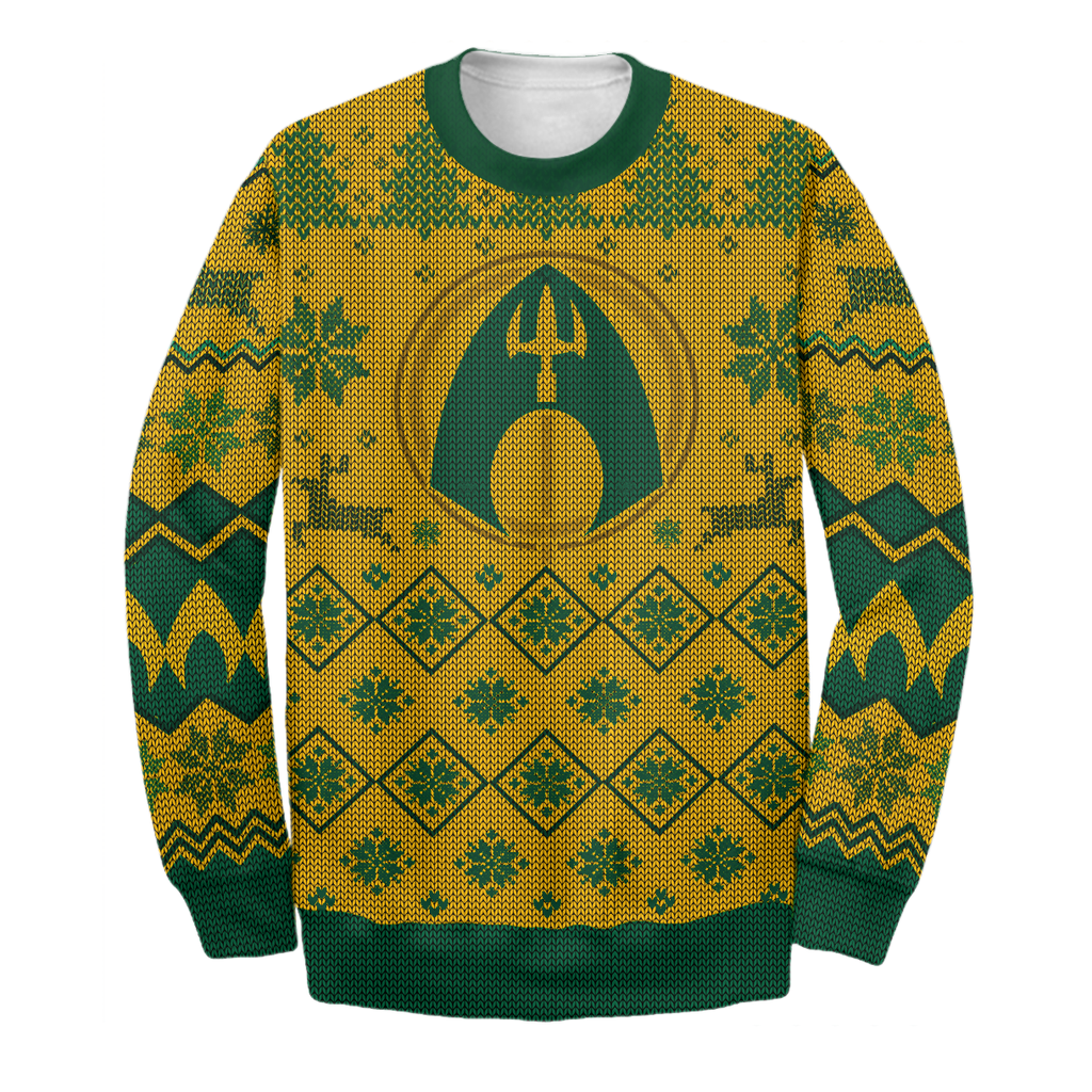 AQM Ugly Sweater Printing