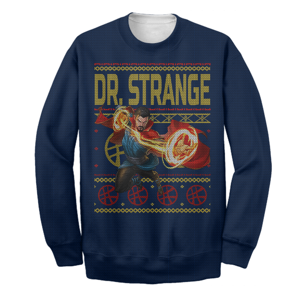 Drs Ugly Sweater Christmas Printing Friday89