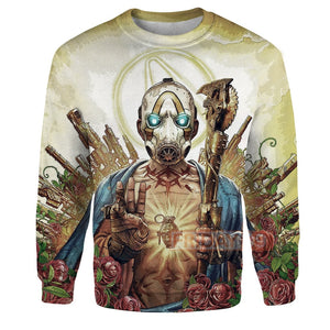 Borderlands 3 All Over Print Hoodie
