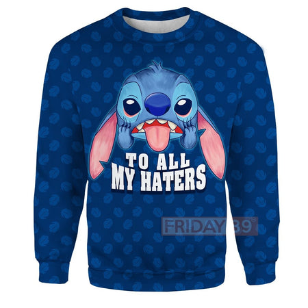 Stitch To All My Haters