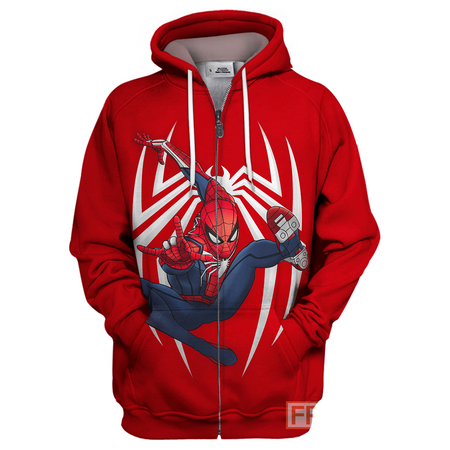 Spider Man Graphic Shirt