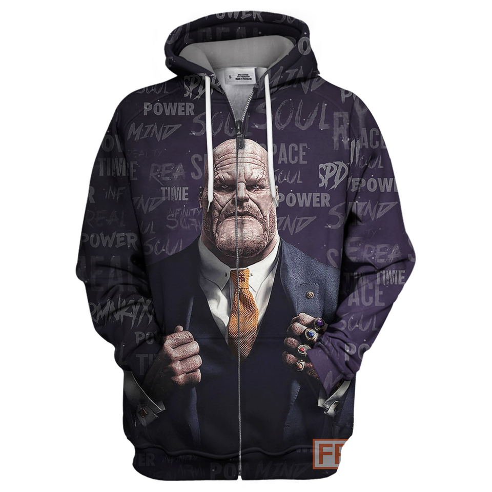Boss TN Shirt - 3D All Over Printing Hoodie & Shirt