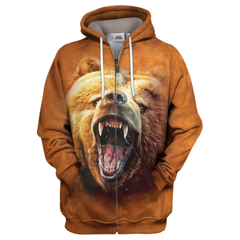 Image of Loving The Bear 3D Print Shirt