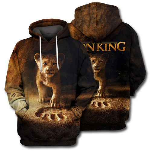 3D Print Lion King 2019 Shirt