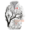 B.Jovi Always Lyrics I'll Be There Forever All Over Print Hoodie T-shirt