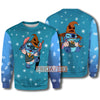 Adorable Harry Stitch 3D Print Hoodie T-shirt
