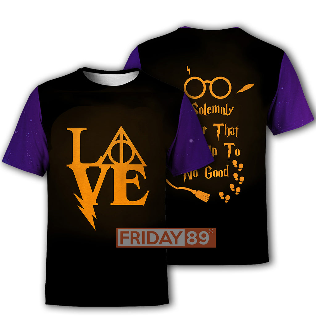 HP Love Letters Graphic