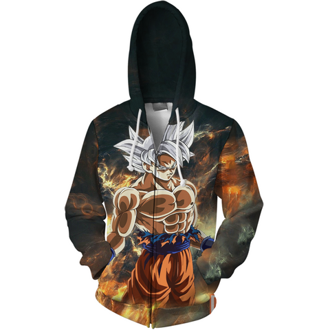 Image of GK Ultra Instinct Limited Edition