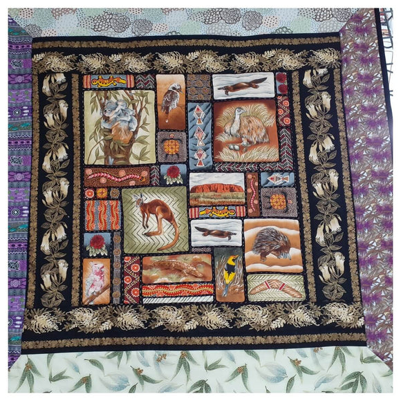 CraftAlive - Aussie Animal Rug Kit