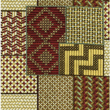 Kete designs flax weaving pictures