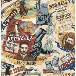 Ned Kelly - Poster - by Nutex