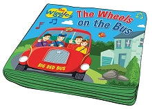 Wiggles, Ready, Set, Wiggle Wheels on the Bus - Panel - Booklet