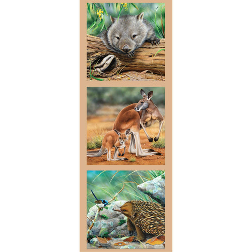 Wildlife Art - Panel