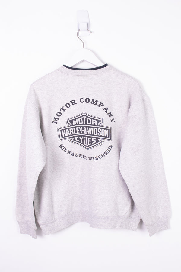 Vintage Harley Davidson Sweater Small