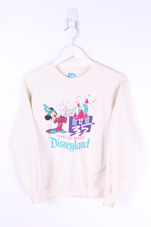Vintage Mickey Mouse Crewneck Sweater Large (W)