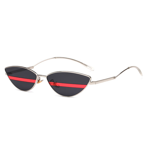 Tiny Vintage Cat Eye Sunglasses