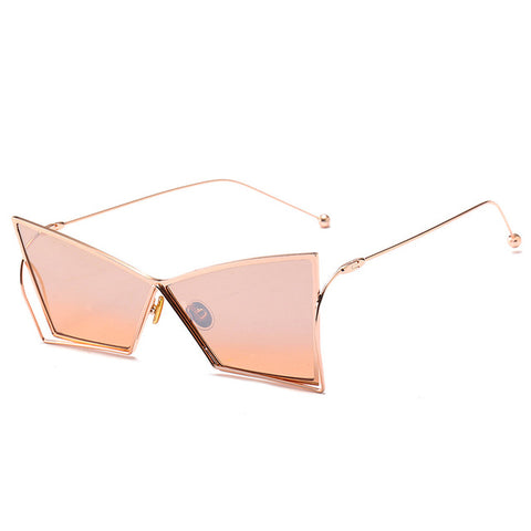 Retro Bow-tie style sunglasses