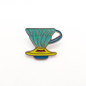 V60 Pin Blue&Yellow