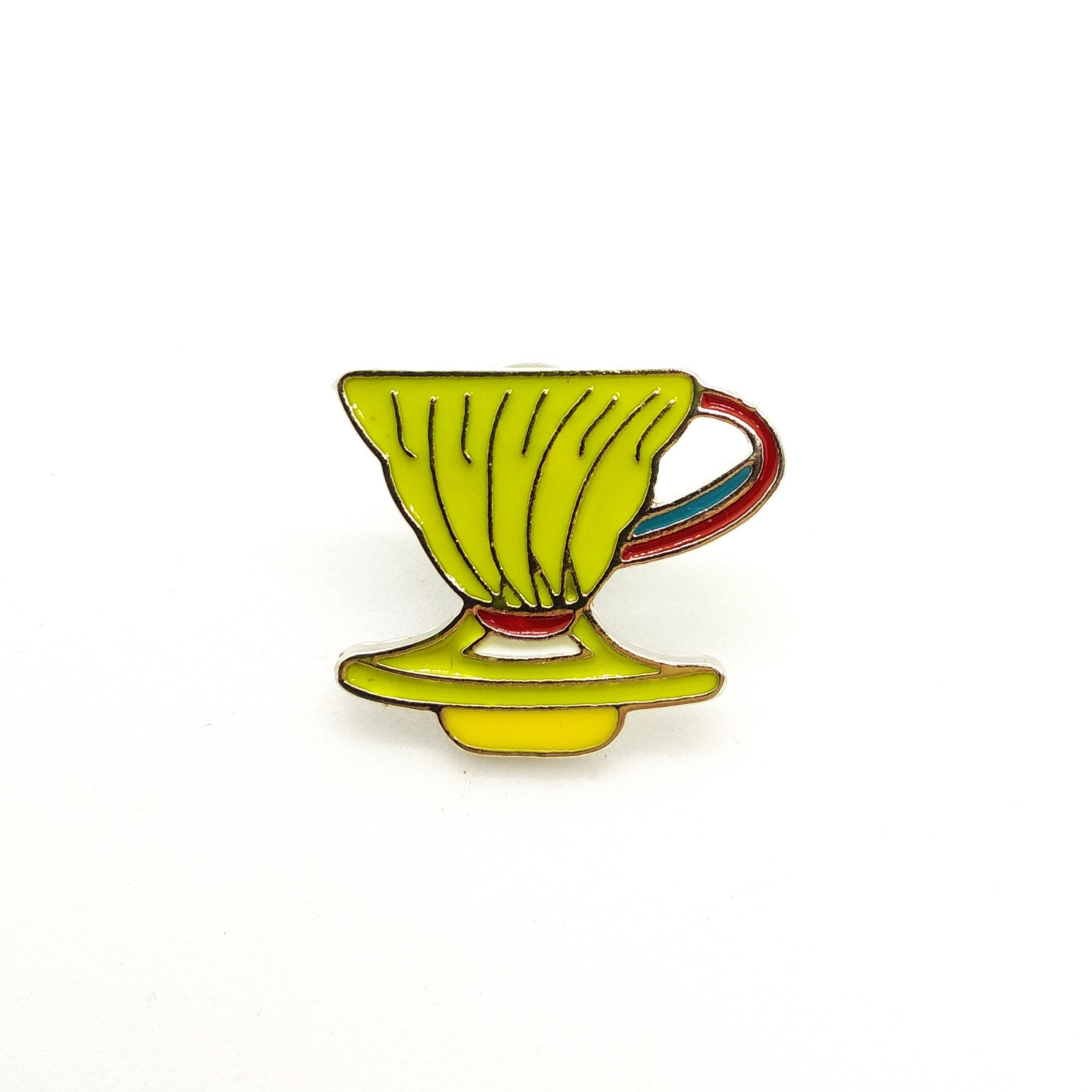 V60 Pin Yellow