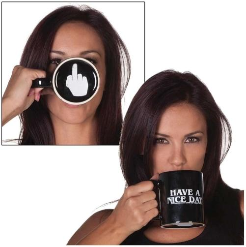 Have a Nice Day Coffee Mug