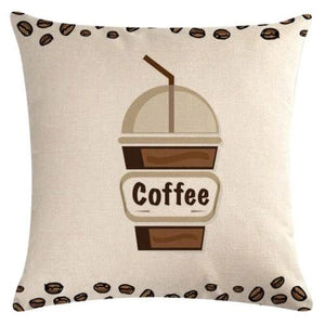 Coffee Cushion