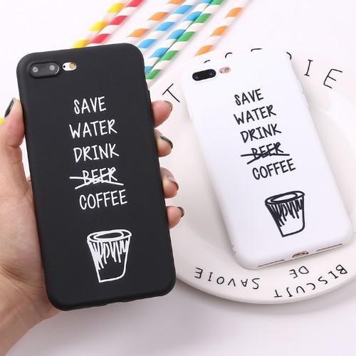 Drink Coffee Phone Case