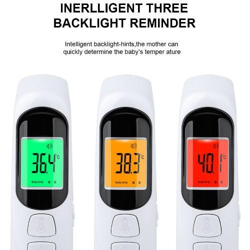 Intelligent Infrared Thermometer - HUNPER