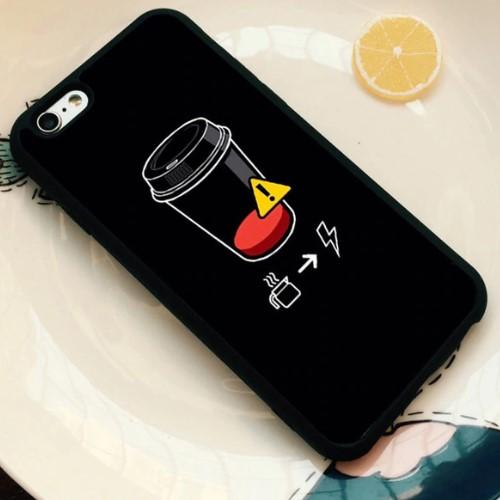 Low Of Coffee Phone Case