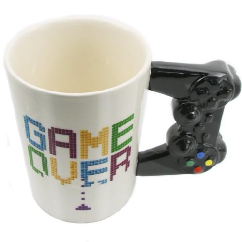 Game Over Coffee Mug - HUNPER