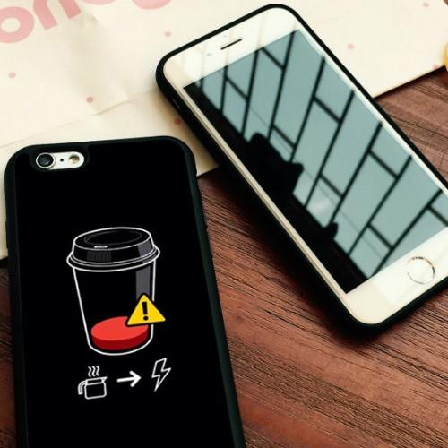 Low Of Coffee Phone Case - HUNPER