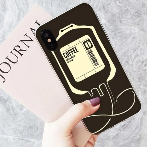 Coffee Infusion Phone Case - HUNPER