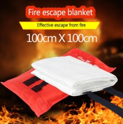 Fire Emergency-Blanket - HUNPER