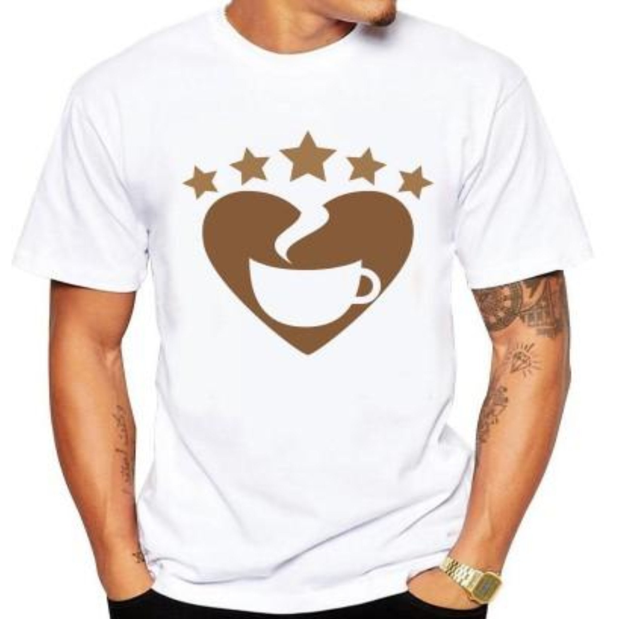 """Love Coffee"" T-Shirt"