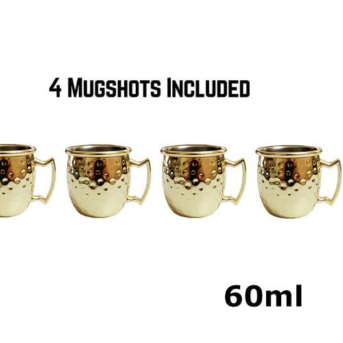 Espresso Shot Coffee Mug - HUNPER